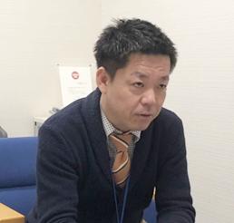 橋本マネージャー